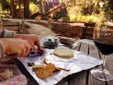 Perfect picnic location