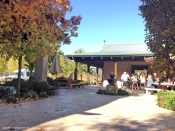 Thacher Winery patio